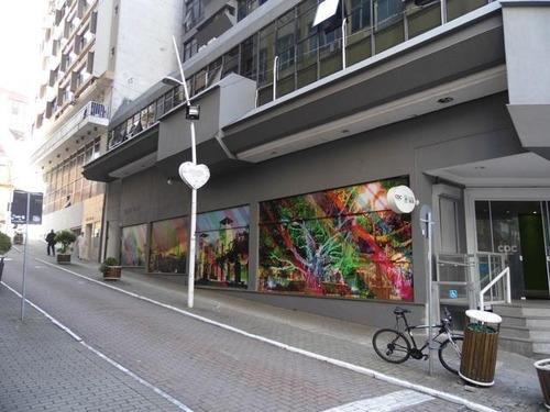 Imagem 1 de 12 de Sala Comercial De 33m² No Centro De Florianópolis. - Sa0719