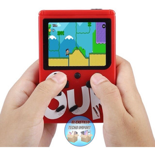 Mini Consola De Videojuegos Nintendo Sup Game Box ($17)