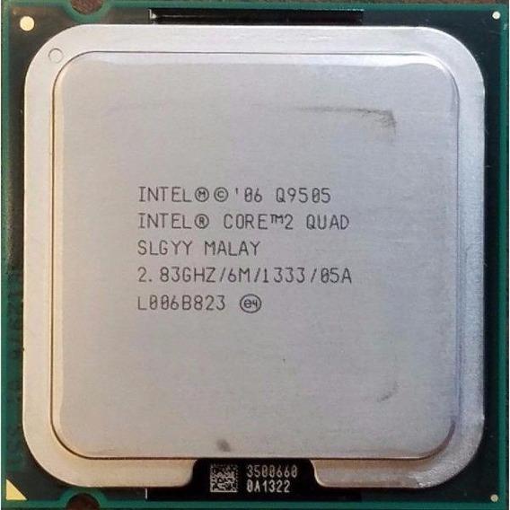 Procesador Intel® Core2 Quad Q9505