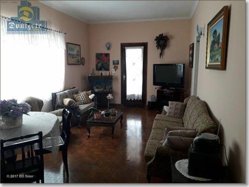 Casa Com 2 Dormitórios À Venda, 200 M² Por R$ 899.000,00 - Santa Paula - São Caetano Do Sul/sp - Ca0357