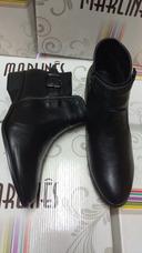 42d2785bd Sapato Feminino Imarlines Mel Trigo Botas - Sapatos para Feminino no ...