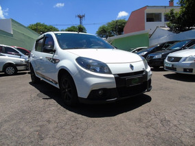 Sandero 1.6 Gt Line Limited Flex 4p Manual