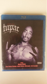 Blu-ray - Tupac: Live At The House Of Blues- - Importado