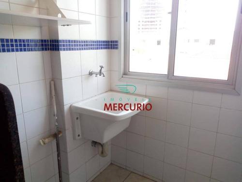 Apartamento Com 1 Dormitório À Venda, 37 M² Por R$ 180.000,00 - Vila Altinópolis - Bauru/sp - Ap3424