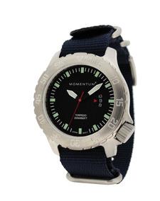 Reloj Momentum Torpedo Ss, Lrg Black