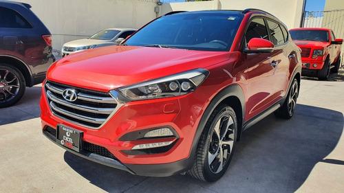 Imagen 1 de 10 de Hyundai Tucson Limited Tech 2017