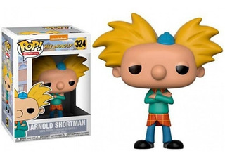 Funko Pop Arnold Shortman, Hey Arnold! #324