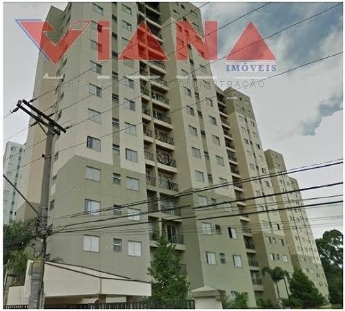 Imagem 1 de 1 de Apartamento Para Venda, 3 Dormitório(s) - 3520