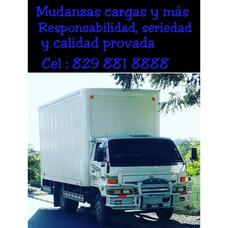 Servicios Mudanzas En Santiago