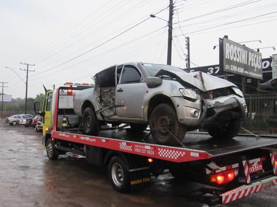 Sucata Mitsubishi Triton 3.2 Savana 2015 Para Venda De Peças
