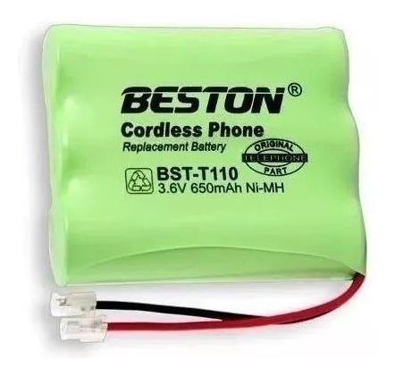 Batería Recargable Bst T110 / Teléfono Inalámbrico, Beston