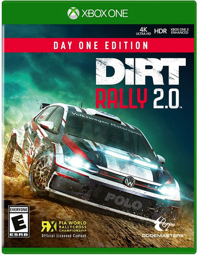 Imagen 1 de 7 de Dirt Rally 2.0 Fisico Nuevo Xbox One Dakmor