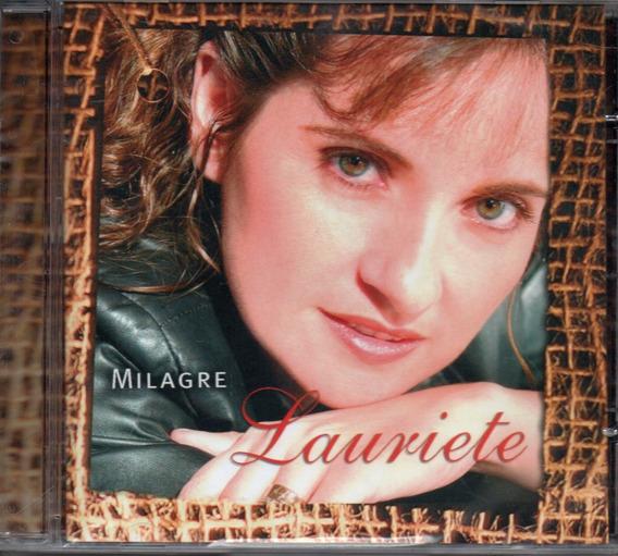 Cd Lauriete - Milagre