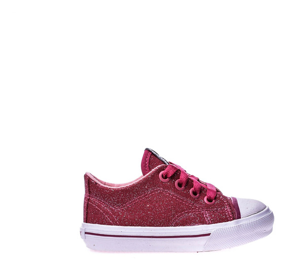 Zapatilla Topper Pasitos Glitter