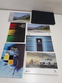 Manual Do Proprietário Peugeot 308 Orig. Lindo