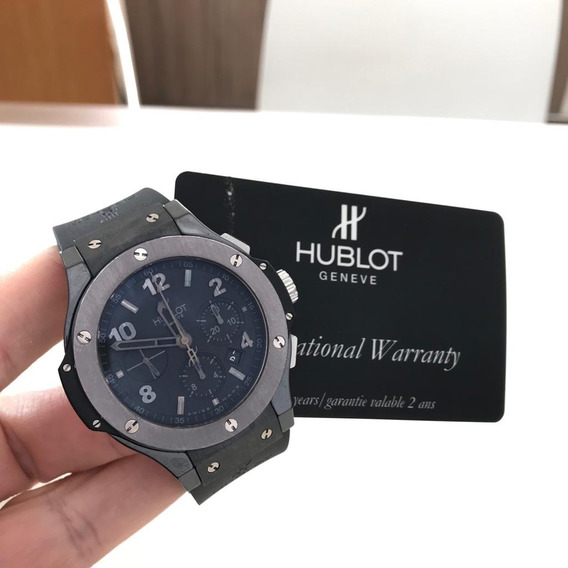 Hublot Big Bang Ice Bang 44 Mm Automático Completo
