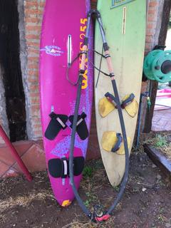 Windsurf Y Funboard Ideades Para Aprender