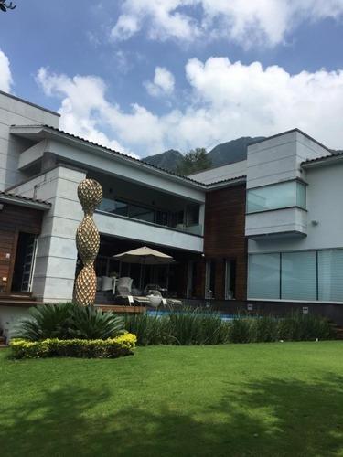 Casa En Venta En Las Misiones Club De Golf, 4 Recámaras. Amueblada.