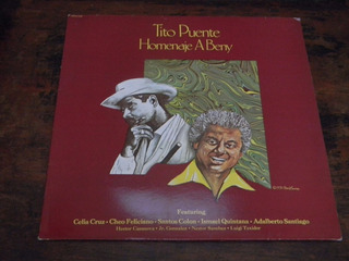 Homenaje A Beny Tito Puente