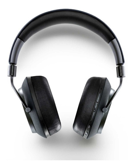 Som Maior - Bowers-wilkins Fone P-x Bluetooth, (22hs) Preto