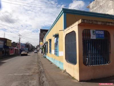 Casa Con Locales Centro De Maturin