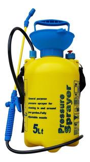 Pulverizador Fumigador Rociador 5 L Profesional Lanza Correa
