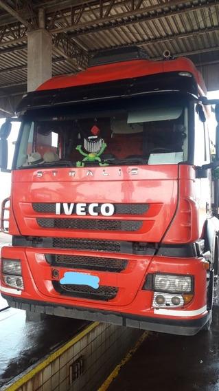 Iveco 410 - 6x2