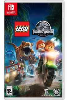 Lego Jurassic World-fisico-megagames