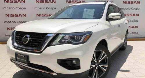 Nissan Pathfinder 2018 3.5 Exclusive 4x4 Cvt