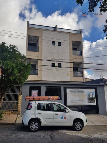 Apartamento À Venda, 54 M² Por R$ 260.000,00 - Utinga - Santo André/sp - Ap1535