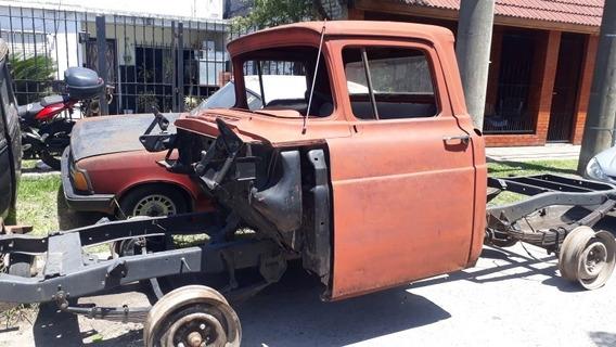 Ford Loba Año 60 Camionetas