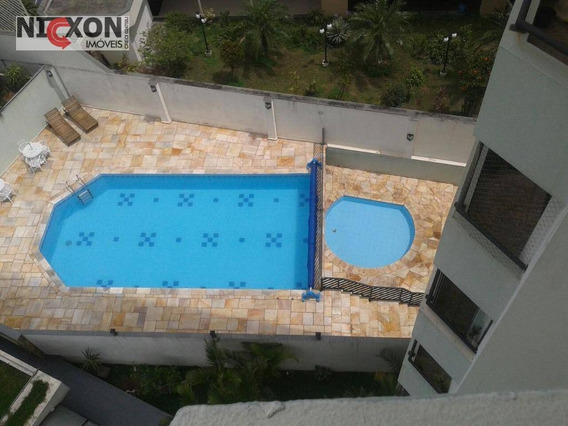Apartamento Residencial Para Locação, Vila Rosália, Guarulhos. - Ap0861