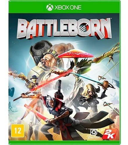 Jogo Battleborn Xbox One Mídia Física -lacrado + 5 Dlcs
