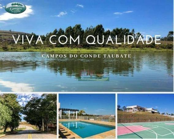 Terreno À Venda, 630 M² Por R$ 200.000,00 - Chácaras Cataguá - Taubaté/sp - Te1284