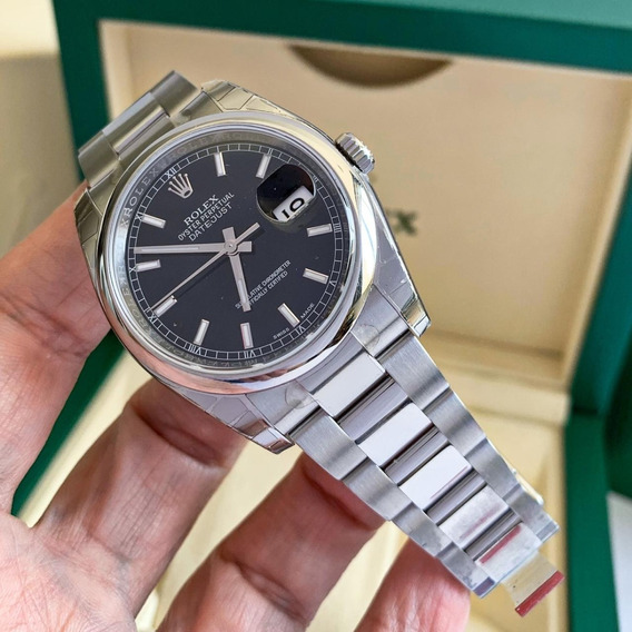 Rolex Datejust 36mm Completo