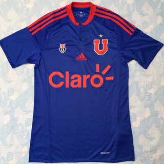 Camisa adidas Universidad De Chile Home 15/16 P Fn1608