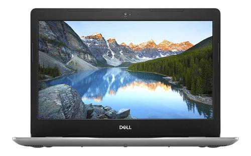 "Imagen 1 de 4 de Laptop Dell Inspiron 3493 silver 14"", Intel Core i5 1035G1  8GB de RAM 256GB SSD, Intel UHD Graphics 1920x1080px Windows 10 Home"