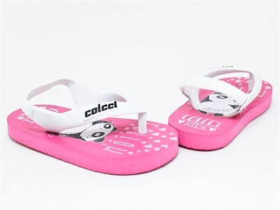 Chinelo Colcci Kids Follow Elastico