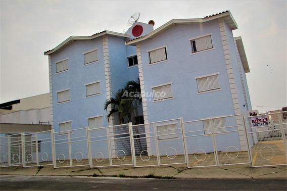 Apartamento Para Aluguel, 2 Quartos, 1 Vaga, Jardim Boer I - Americana/sp - 10914