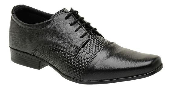 Sapato Masculino Social Couro Legitimo Di Stefani - 811