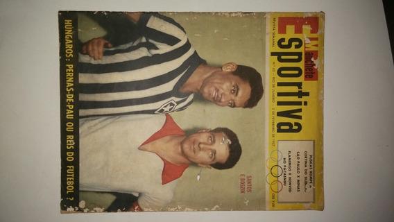 Manchete Esportiva N°63 1957