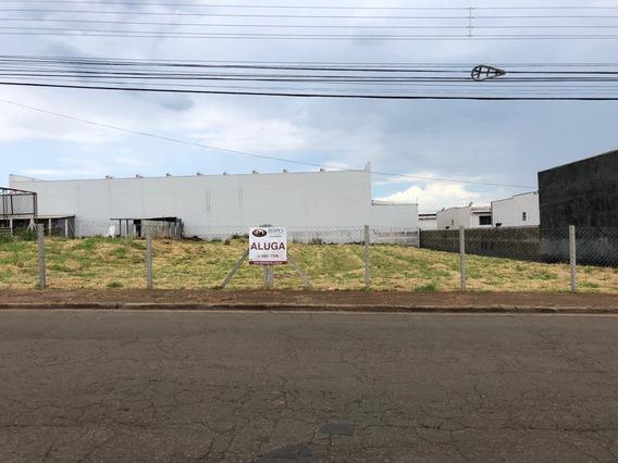 Terreno Para Alugar, 980 M² Por R$ 950,00/mês - Distrito Industrial I - Santa Bárbara D