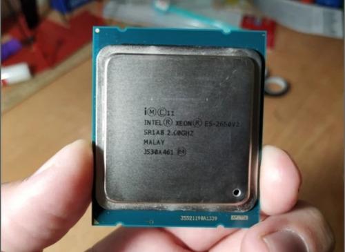 Processador Intel Xeon E5-2650 V2  2.6 Ghz