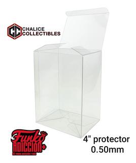 Funko Pop Protector Chalice 0.50mm 4 Semirigido