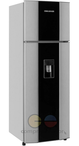 Challenger Refrigeradora 232lts Dispensador