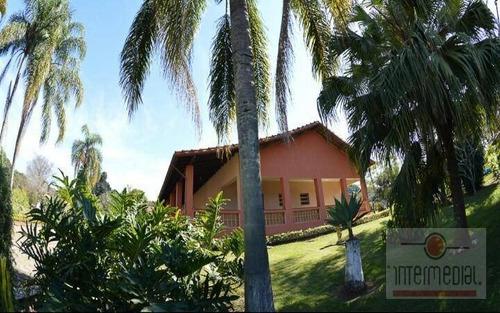 Chácara Residencial À Venda, Jardim Flamboyant I, Boituva. - Ch0499