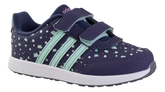 Zapatillas adidas Vs Switch 2 Bebés Azul