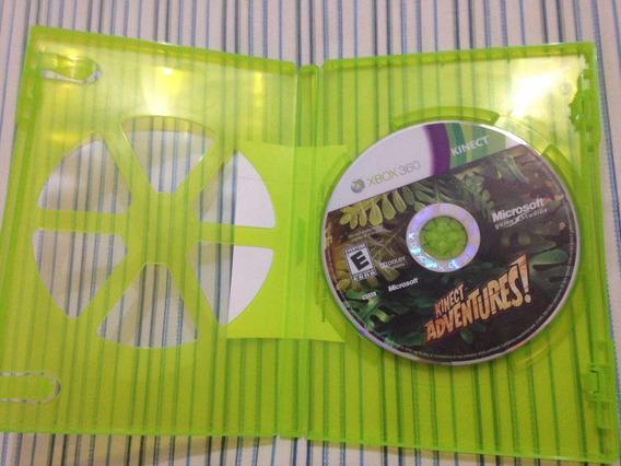 Kinect Adventures Original Só A Mídia E Caixa Xbox 360 42,99