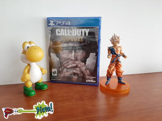 Call Of Duty Wwii Ps4 Nuevo