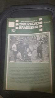 Livro: Encontros Com A Civilização Brasileira. (frete Grátis